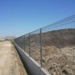 Strong Barrier – panou bordurat pentru gard Metallurgica Frigerio