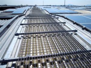 Grilaje metalice electrosudate