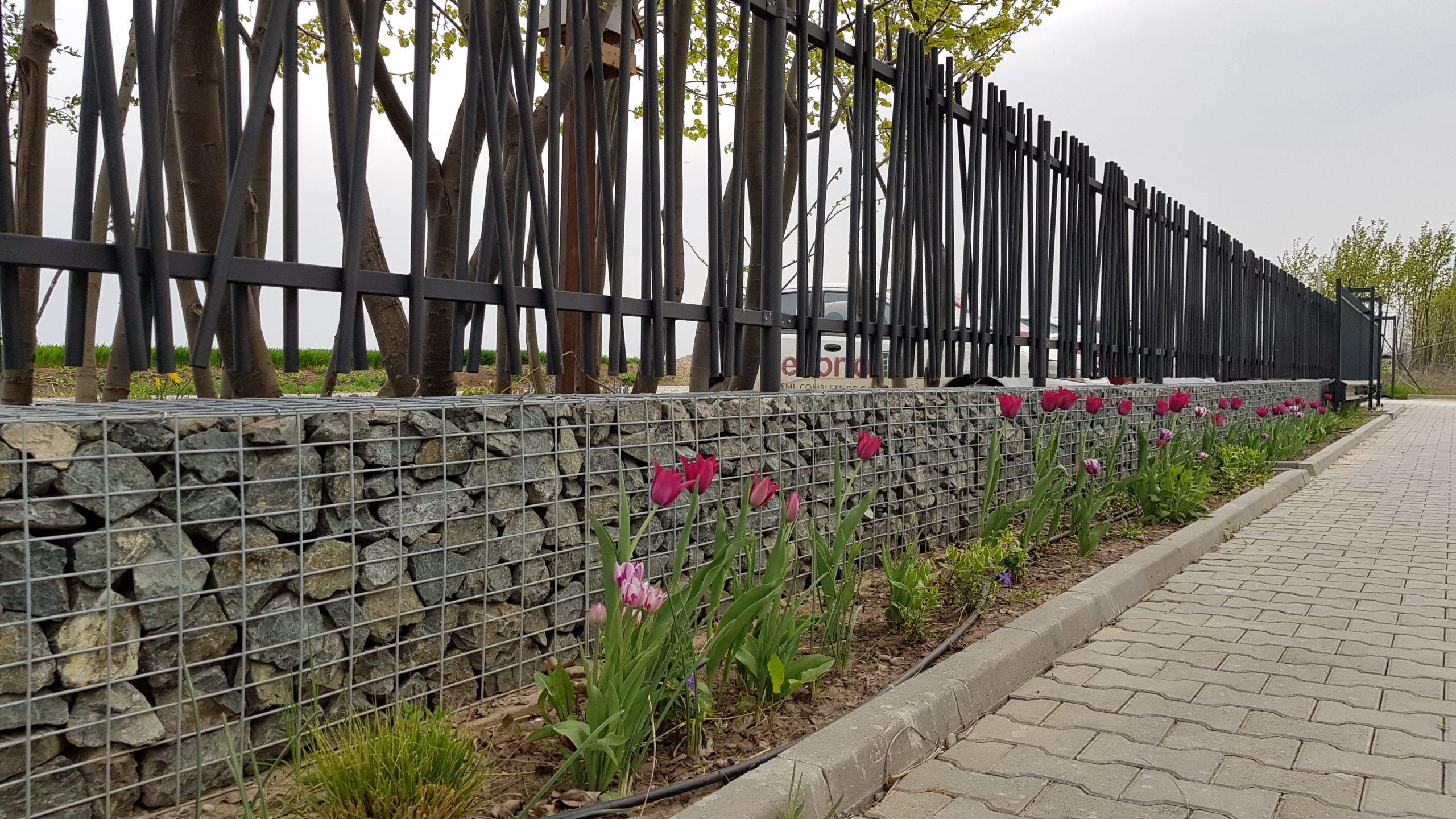 Intoarce-te la natura cu un gard deosebit